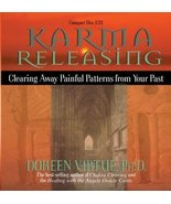 Karma Releasing (AudioBook CD, New)Clearing Away Painful Patterns from Y... - $64.88