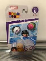 Spider-Gwen, Silk & Vulture 1-Inch Minifigure 3-Pack #271, 432 & 626 - $9.89