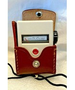 Vintage Walz Exposure Meter P-2 for Polaroid Cameras Leather Case EV - L... - $9.89