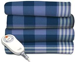 Heated Blanket. Best Heat Up Soft Fleece Portable Washable Winter Electr... - €77,30 EUR