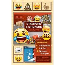 Bendon AS40940 Emoji Wooden Stamp Set - $20.79