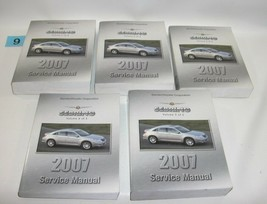 2007 Chrysler Sebring Factory Service Manual Set Good Used Condition - $118.75