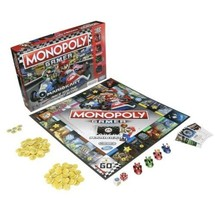 Monopoly Gamer Mario Kart Board Game New in Box Fast Shipping  - $17.00