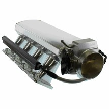 LS LSX LS1 LS6 Short Fabricated Intake Manifold Kit Throttle Body & Fuel Rails