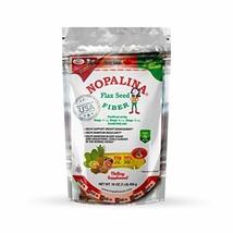 Nopalina Flax Seed Plus Fiber 1lb
