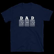 MENS GUITAR CHORD SHIRT / DAD SHIRT / DAD SHORT-SLEEVE UNISEX T-SHIRT image 8
