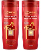 L'Oreal Paris Colour Protect Protecting Shampoo 175 ml-Makes Hair Smooth & Silk - $23.02
