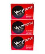 VocalZone Throat Pastilles 24 x 3 Multipack Offer by Vocalzone - $18.64