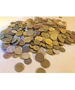 Mixed Bulk Of 215 International Coins - $19.80