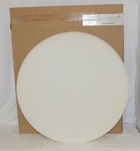 Tri Lateral Sales 403556 White Impress Burnishing Pad 27 Inch 5 Pack image 1