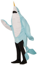 Forum Men's Narwhal Costume, Multi/Color, One Size - $58.28