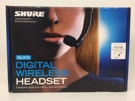 New Shure GLX-D PGA31 Wireless Headworn Gooseneck Microphone System GLXD... - $480.14