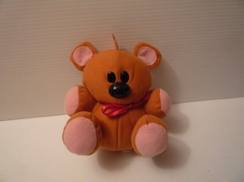 "Garfield Brown Pooky Bear Stuffed 7"" Plush Toy Factory 2014 # 337 - $17.82"