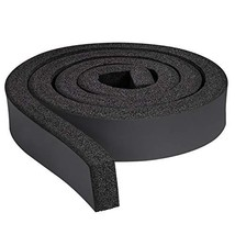 yotache Open Cell Foam Air Conditioner Insulation Seal Tape 2 X 1 Inch, Non-Adhe
