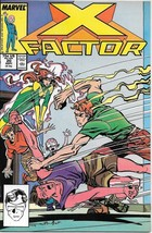 X-Factor Comic Book #20 Marvel Comics 1987 NEAR MINT NEW UNREAD - $3.99