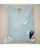 "Long Sleeve T-shirt ""TENNESSEE STRONG Brandleton & Charm"" - Light Blue - S - $10.49"