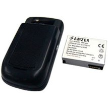 Amzer Smart 3300 mAh Extended Battery with Battery Door for BlackBerry T... - $11.83