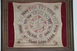 Wheel Of Life 30x44 Tibetan Mandala Print Asian Art Buddah Buddhism Buddhist