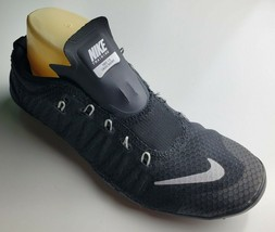 Nike Training Free 1.0 Cross Bionic Black Women's Sneakers Size 9.5 - $27.46