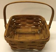Vintage Longaberger Strawberry 1986 Basket - $9.90