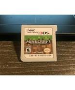 Minecraft: New Nintendo 3DS Edition (Nintendo 3DS, 2017) - $19.26
