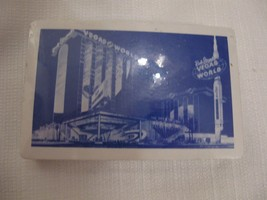 Bob Stupak's Vegas World Defunct Las Vegas Casino Hotel SEALED Playing C... - $24.74