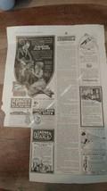 1916 Advertising Ladies Home Journal Phoenix silk Hose Antique Ephemera - $3.00