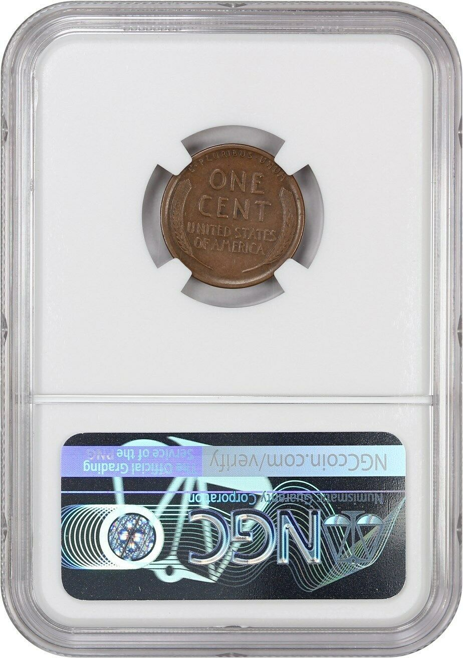 1914-S 1c NGC VF20 BN - Lincoln Cent image 2
