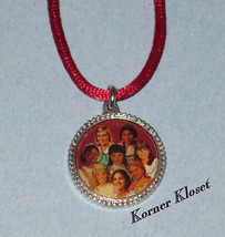 ORIGINAL AMERICAN GIRL NECKLACE -  All 8 Girls - New - $15.43