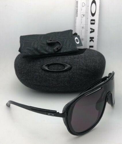 New OAKLEY Sunglasses OUTPACE OO4133-01 Black Ink-Black Frame w/ Warm Grey Lens image 5