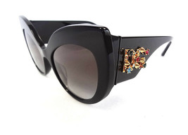DOLCE & GABBANA Women's Sunglasses DG4321F B5018G 55-20-140 MADE IN ITAL... - $255.00
