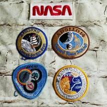 NASA Apollo Mission Skylab Patch lot of 5 Unused - $98.95