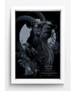"Fantasy Decor Art""goat""Oil Painting Print On Canvas No Framed - $15.47+"