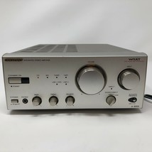 Onkyo A-905 X Integrated Stereo Amplifier WRAT Wide Range Amp Technology - $294.52
