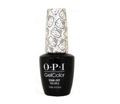 OPI GelColor Charmmy & Sugar GC H81 Soak Off Led/UV Gel Polish .5oz - $13.90