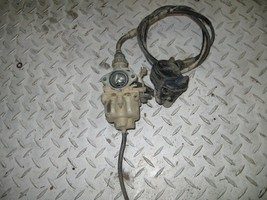 HONDA 2001 250EX 2X4 CRABURETOR WITH THROTTLE ASSEMBLY (STRICTLY FOR PAR... - $50.00