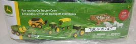 John Deere TBEK35747 Fun On The Go Tractor Case Includes 18 Pieces image 7