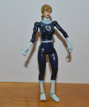 "MARVEL LEGENDS INVISIBLE WOMAN LOOSE ACTION FIGURE 6"" TOYBIZ 2003 FANTAS... - $10.41"