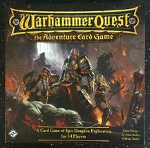 Warhammer Quest: The Adventure Card Game by Fantasy Flight Complete Game - $36.14