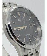 Citizen ECO DRIVE e11-s083311 Men's Watch STAINLESS STEEL BAND SAPPHIRE ... - $360.00