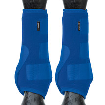 Weaver Horse Front Boots Synergy Sport Athletics Blue U-1-02 - $71.95