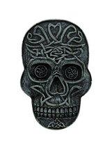 Death Skull Magnet Bottle Opener Figurine Made of Polyresin - $9.90