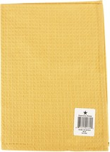 "Dunroven House Waffle Weave Kitchen Towel 20""X28""-Solid Melon - $10.80"