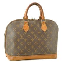LOUIS VUITTON Monogram Alma Hand Bag M51130 LV Auth 10433 - $240.00