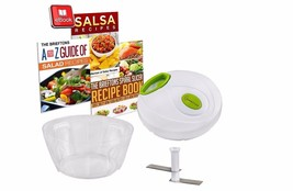 Brieftons Manual Food Chopper: Compact & Powerf... - $17.18