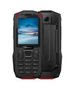 ulefone armor mini red waterproof shockproof dustproof wireless fm cell ... - $58.99