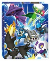 Bonds of the End of the time Pokemon card game DPt Official mini card file - $35.04