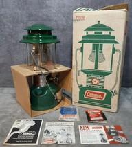 READ! Vintage 1973 Near Mint in Box Coleman Model 220H 2-Mantle Lantern ... - $99.99