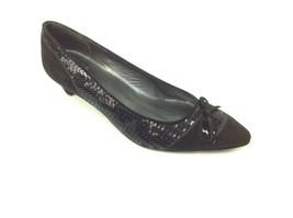 "Stuart Weitzman Womens Heels ""Liteson"" , Black Satin , Size US 5.5 - $59.39"