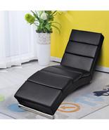 Cloud Mountain Leisure Chaise Lounge Sofa Chair Living Room Furniture - $129.99
